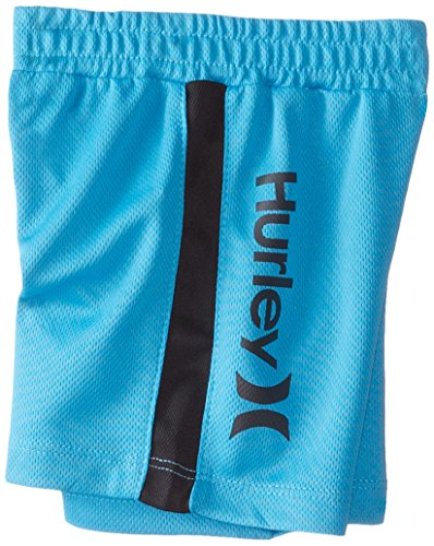 Hurley Baby Boys e and ly Mesh Short Blue Lagoon