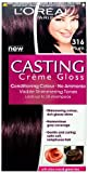 L'Oreal Paris Casting Creme Gloss Hair Colourant 316 Plum