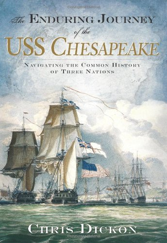The Enduring Journey of the USS Chesapeake: Navigating the Common History of Three Nations