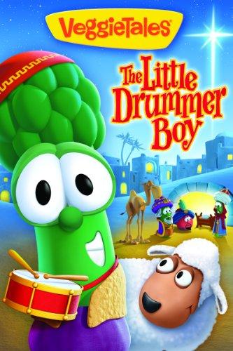 Amazon.com: VeggieTales: The Little Drummer Boy: Lisa