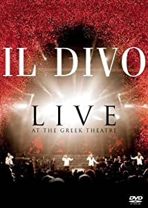 Il divo live at the greek il divo movies tv - Il divo amazon ...