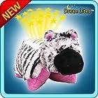 Pillow Pets Dream Lites - Zippity Zebra 11