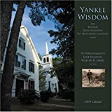 Yankee Wisdom 2009 Wall Calendar