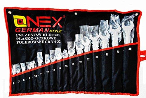onex-cle-mixte-mixte-jeu-de-cles-mixtes-a-fourche-17-pieces-6-32-mm