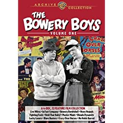 The Bowery Boys: Volume One