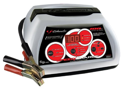 Schumacher SC-10030A SpeedCharge Automatic Charger and Maintainer