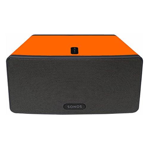 colour-skin-for-sonos-play3-speaker-by-booizzi-orange-matt