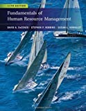Fundamentals of Human Resource Management by DeCenzo, David A., Robbins, Stephen P., Verhulst, Susan L. (2012) Paperback