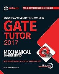 GATE Tutor 2017 Mechanical Engineering