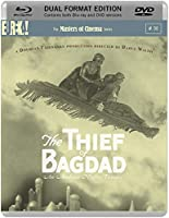 The Thief of Bagdad [Masters of Cinema] Dual Format (Blu-ray & DVD) (1924)