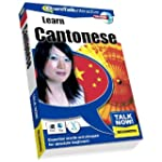 Talk Now Learn Cantonese: Essential W...