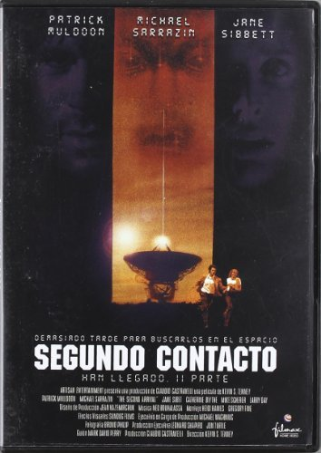the-second-arrival-aka-arrival-ii-1998-region-2-pal-plays-in-english-without-subtitles-by-patrick-mu