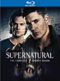 Supernatural - Season 7 Complete (Blu-ray + UV Copy) [2012] [Region Free]