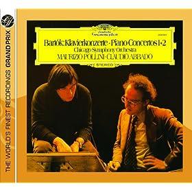 Bartók: Piano Concerto No.2, BB 101, Sz. 95 - 3. Allegro molto