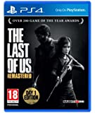 The Last Of Us Remastered - Day 1 Edition (PS4)