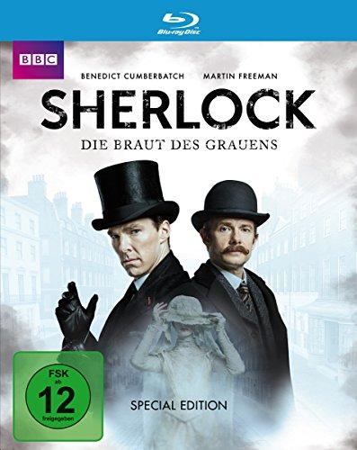 Sherlock - Die Braut des Grauens [Blu-ray]