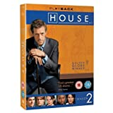 House - Season 2 (Hugh Laurie) [DVD]by Hugh Laurie