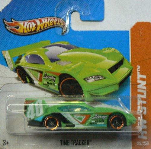 Hot Wheels HW Stunt 95/250 Time Tracker on Short Card - 1
