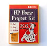 HP Home Project Kit - Featuring 101 Dalmations Paint Studio (CD-ROM)