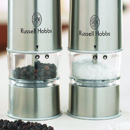 Russell Hobbs Classic 12051-56 Salz & Pfeffer Set Edelstahl
