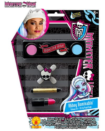 Rubies Costumes Monster High Abbey Bominable Makeup Kit One-Size