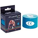 PhysioRoom Sports Performance Kinesiology Tape Blue 5cm x 5m