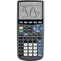 Texas Instruments TI 83 Plus Graphing Calculator With Guerrilla Military Grade Screen Protector Set - Reconditioned