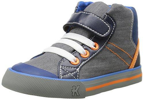 See Kai Run Andy Sneaker (Toddler/Little Kid),Gray,11.5 M Us Little Kid front-510096