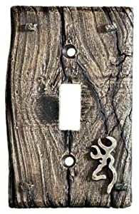 Browning Single Toggle Plate Cover