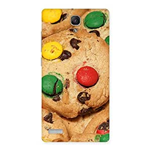 Lovely Cookies Design Back Case Cover for Redmi Note Prime