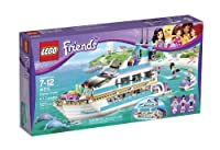 LEGO Friends Dolphin Cruiser by LEGO Friends