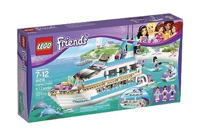 LEGO Friends Dolphin Cruiser by LEGO Friends