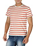 VETTORIO FRATINI by Shoppers Stop - Round Neck Yarn Dyed Nepps Tee (9476110)