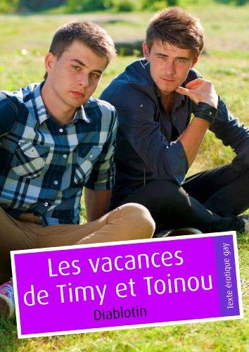 Les vacances de Timy et Toinou (pulp gay)