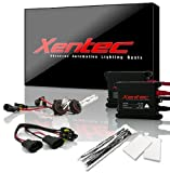 XENTEC 9006 6000K Advanced Slim Alloy Ballast HID Xenon Kit (HB4, Ultra White)