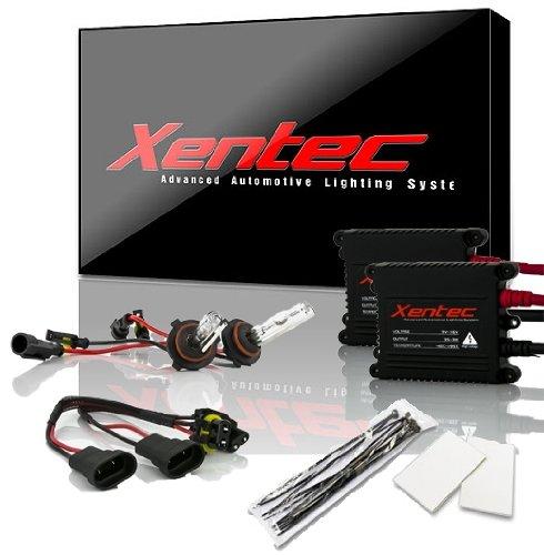 Xentec 9006 6000K Advanced Slim Alloy Ballast Hid Xenon Kit (Hb4, Ultra White)