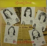 First Offence LP (Vinyl Album) UK Satril 1978