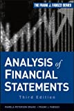 img - for Analysis of Financial Statements (Frank J. Fabozzi Series) book / textbook / text book