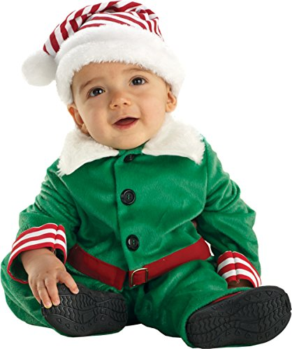 Morris Costumes Baby Boys' Elf Boy Toddler, 18-24