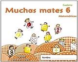 Muchas mates 6. Educaci�n infantil (Educaci�n Infantil Algaida. Matem�ticas)