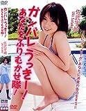佐武宇綺 DVD「ガンバレうっきー! あなたをふりむかせ隊!」