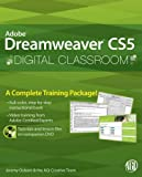 img - for Adobe Dreamweaver CS5 Digital Classroom (Digital Classroom) Adobe Dreamweaver CS5 Digital Classroom book / textbook / text book