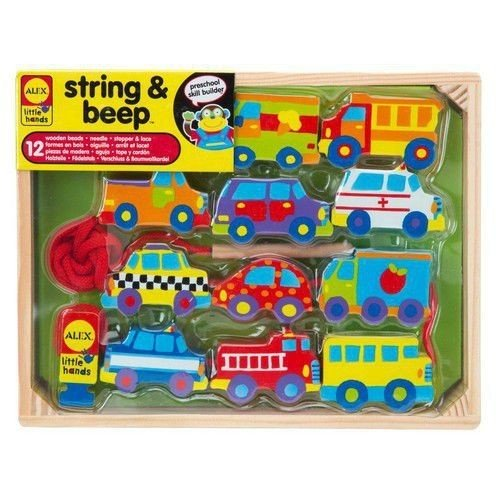 ALEX Toys Little Hands String and Beep JungleDealsBlog.com