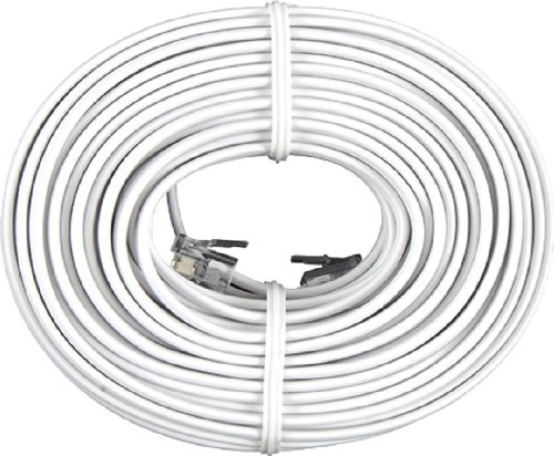 ge tl26530 line cord  50 ft   white  4