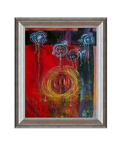 Kris Kireeva Astral Parasites Framed Print on Canvas