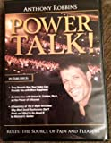 """Anthony Robbins - Powertalk! Rules: The Source of Pain and Pleasure/ A Special Interview With Robert B. Cialdini, Ph.D. / A Summary of """"E-Myth Revisited"""" [3 CDs and Booklet]"""