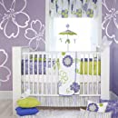 Lulu 4 Piece Baby Crib Bedding Set By Sweet Potato