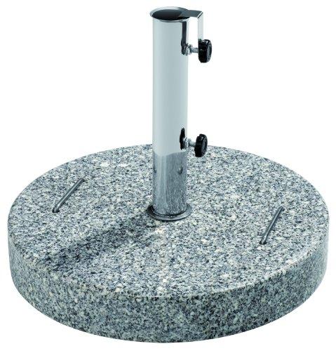 schneider 867 00 granit sonnenschirmst nder 30 kg rund preisvergleich g nstig kaufen bei. Black Bedroom Furniture Sets. Home Design Ideas