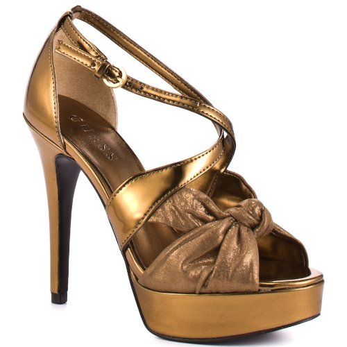 Guess Shoes Karune 2 - Bronze Multi Fab