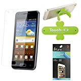 IKare Pack Of 4 Anti-Glare Anti-Scratch Anti-Fingerprint Matte Screen Protector For Micromax Yureka AO5510 + Touch...
